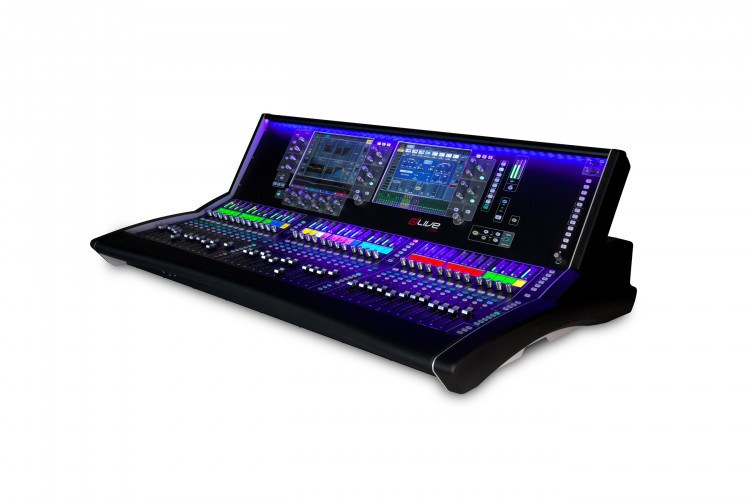 Allen Heath DLIVE-S7000