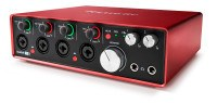 FOCUSRITE Scarlett 18i8 2nd Gen USB