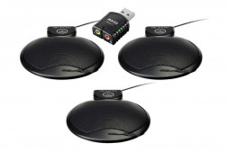 AKG CBL410 Conference Set black