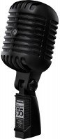 SHURE SUPER 55 Deluxe Pitch Black Edition