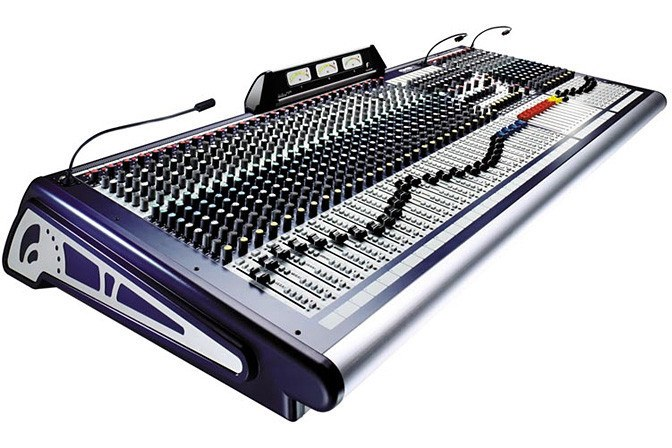 Soundcraft GB8-40